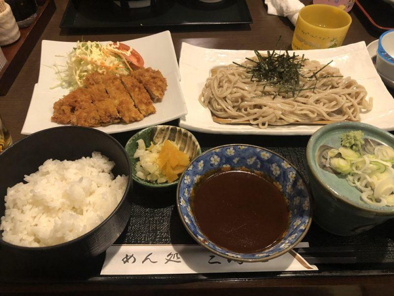 チートデイ_夕食