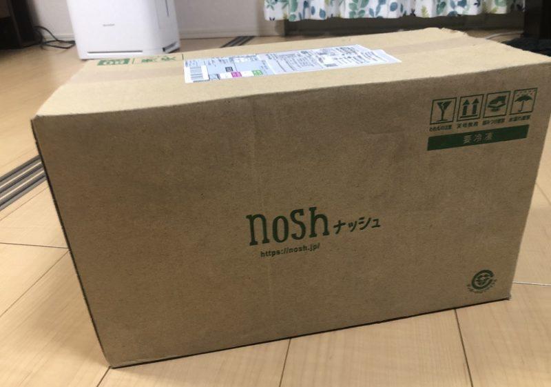 ナッシュ_段ボール
