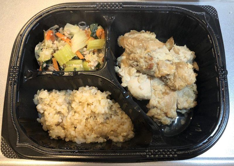 鳥肉の生姜焼き